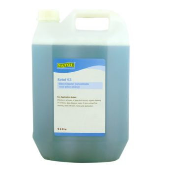 Glass Cleaner (Concentrate)